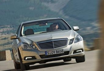 Mercedes Classe E  #1