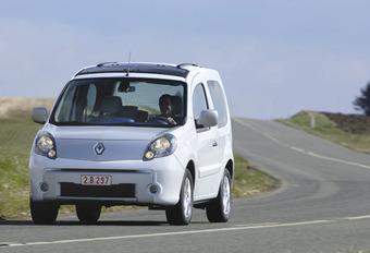 Renault Kangoo Be Bop 1.6 & 1.5 dCi  #1