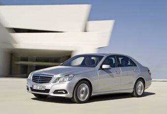 Mercedes E 220 CDI, 250 CDI & 350 CDI #1