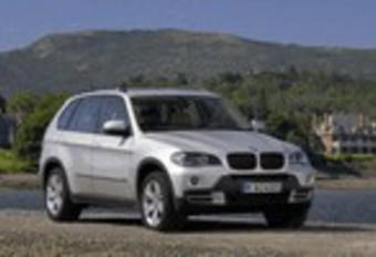 BMW X5 3.0d & Porsche Cayenne Diesel : Superdiesels #1