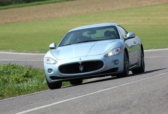 Maserati GranTurismo S Auto  #1