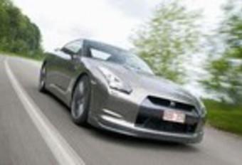 Nissan GT-R #1