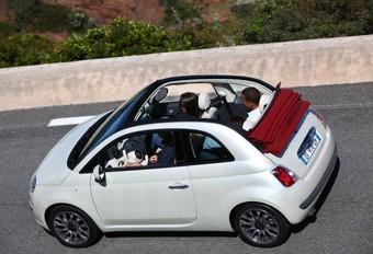 Fiat 500 C #1