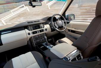 Range Rover 5.0 V8 #1