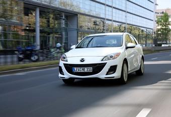 Mazda 3 i-Stop  #1