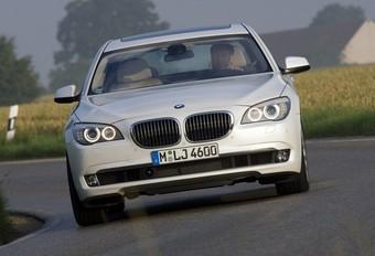BMW 760 Li  #1