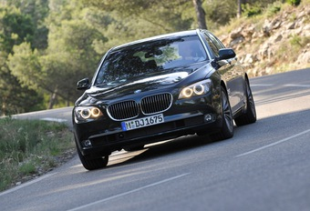 BMW 750i xDrive  #1