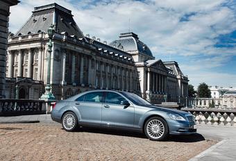 Mercedes S 400 Hybrid #1