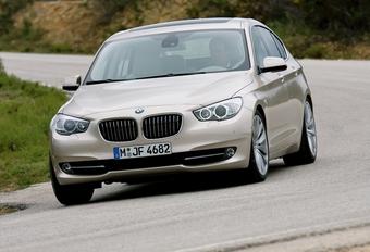 BMW Série 5 Gran Turismo  #1