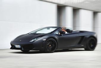 Lamborghini Gallardo Spyder LP560-4  #1
