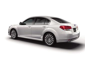 Subaru Legacy 2.0D #1