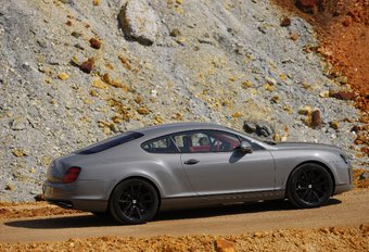 Bentley Continental Supersports  #1