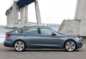 BMW 535i Gran Turismo #1