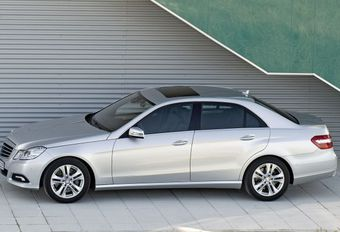 Mercedes E 200 CDI #1