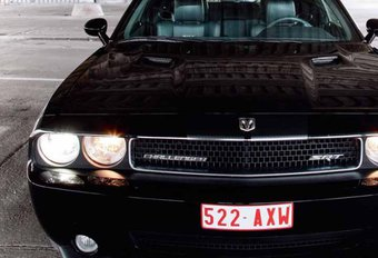 Dodge Challenger SRT-8  #1