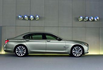 BMW 740d #1