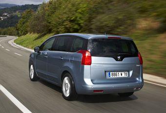 Peugeot 5008 1.6 HDi 110 #1