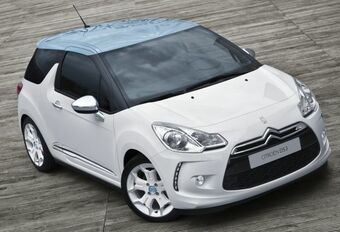 Citroën DS3 1.6 HDi #1