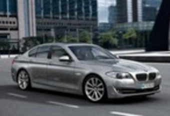 BMW 530d #1