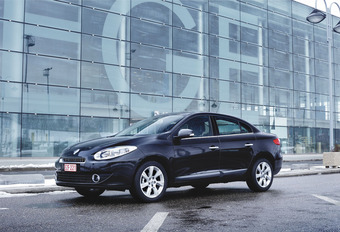 Renault Fluence 1.5 dCi 105 #1