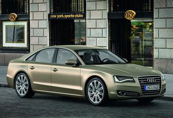Audi A8 4.2 TDI #1
