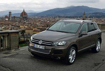 Volkswagen Touareg  #1