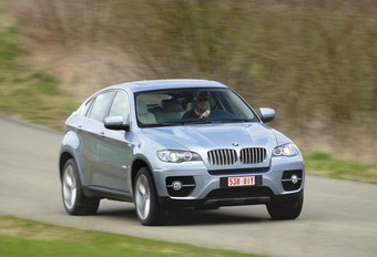 BMW X6 ActiveHybrid #1