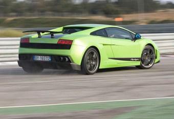 Lamborghini Gallardo LP570-4 Superleggera #1