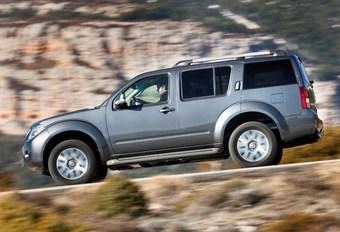 Nissan Pathfinder & Navara  #1