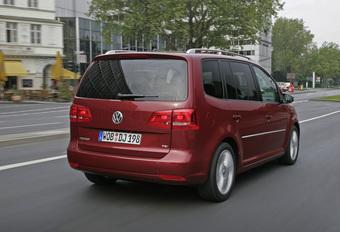 Volkswagen Touran  #1