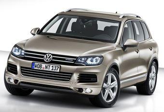 Volkswagen Touareg V6 TDI BlueMotion #1