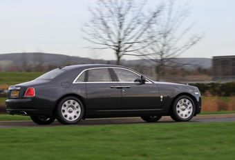 Rolls-Royce Ghost #1