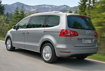 Volkswagen Sharan  #1