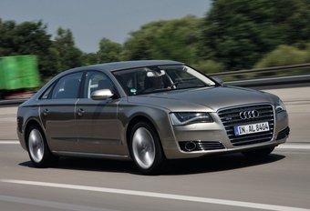 Audi A8 L  #1