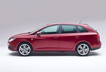 Seat Ibiza ST 1.2 TDI #1