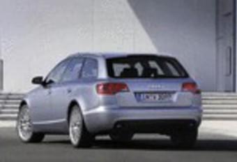 Audi A6 Avant 2.0 TDI 170 Multitronic, BMW 520d A Touring & Mercedes E 220 CDI A : La divine proportion? #1