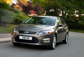 Ford Mondeo  #1