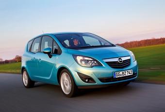 Opel Meriva Diesel  #1