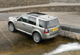 Land Rover Freelander 2 Facelift  #1