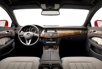Mercedes CLS  #1
