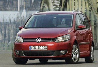 VW Touran 1.6 TDI #1