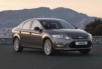 Ford Mondeo 2.0 TDCi 115 #1