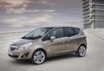 Citroën C3 Picasso 1.6 HDi 90, Hyundai ix20 1.4 CRDi 90 & Opel Meriva EcoFlex : Slimme kleintjes #1