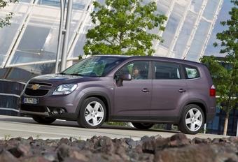 Chevrolet Orlando  #1