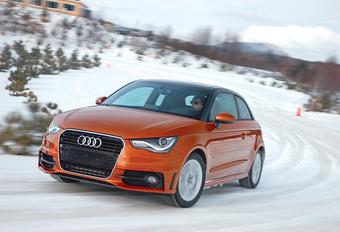 Audi A1 Quattro #1