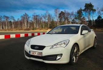 Hyundai Genesis Coupé #1