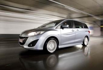 Mazda 5 1.6 CDVi #1