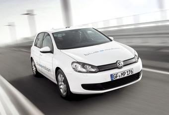 Volkswagen Golf Blue-e-Motion #1