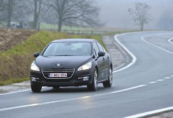 Peugeot 508 2.0 HDi 136 #1