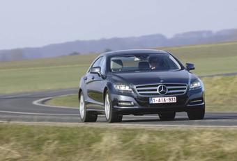 Mercedes CLS 350 CDI #1